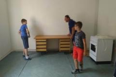 upratovanie miestnosti