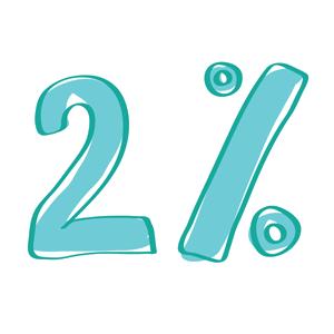 KVIETKY ČASTKOVA, DARUJTE 2%